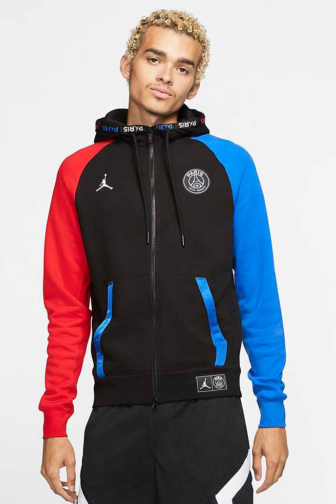 paris saint germain x jordan brand ss20