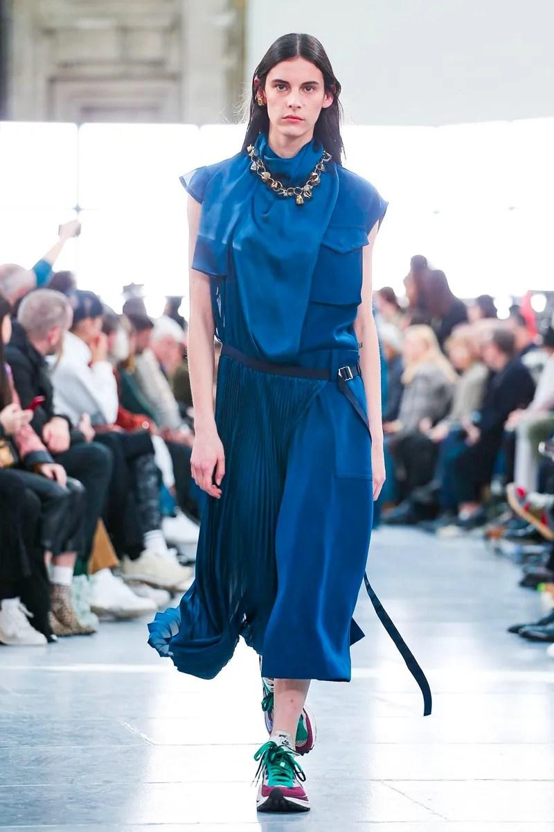 sacai Fall/Winter 2020 Collection Runway Paris Fashion Week | HYPEBEAST