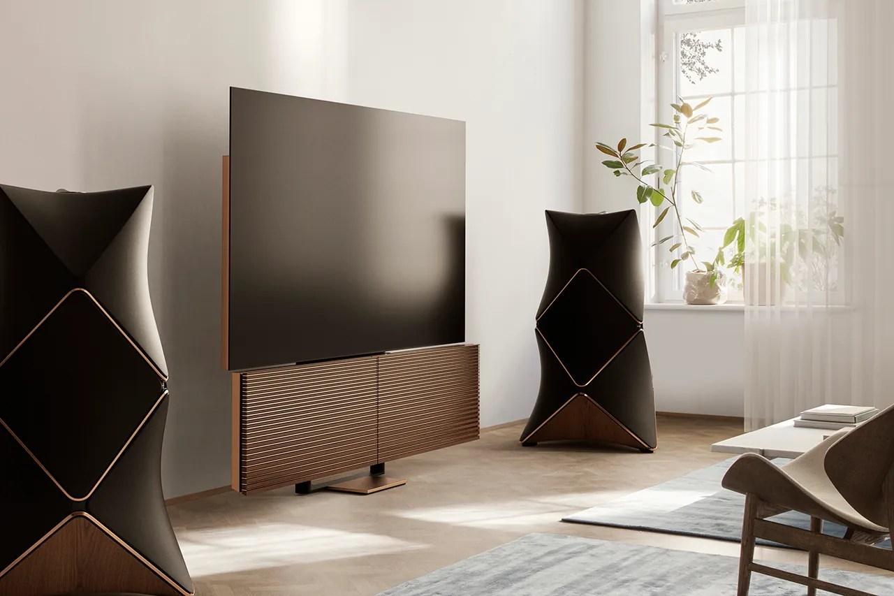 Bang Olufsen Releases 49k Usd Beovision Harmony 88 Tv Hypebeast