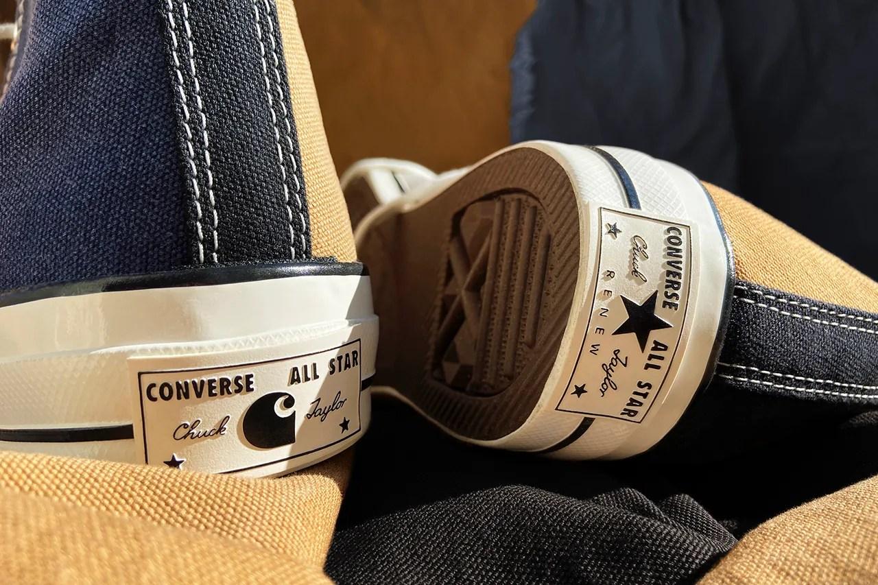 Carhartt WIP x Converse Renew Chuck 70