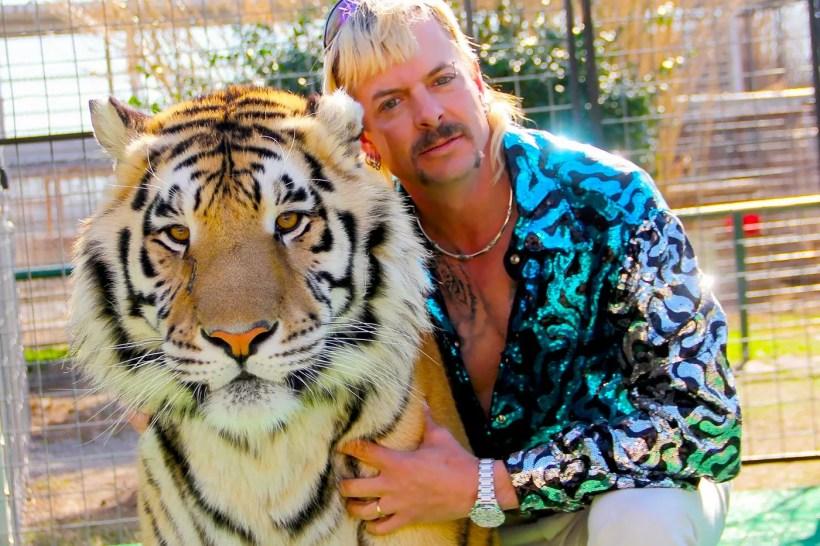 Joe Exotic old zoo rebrand Tiger King Park g w Exotic Animal Park Wynnewood Oklahoma Jeff Lowe lauren carole baskin Allen Glover
