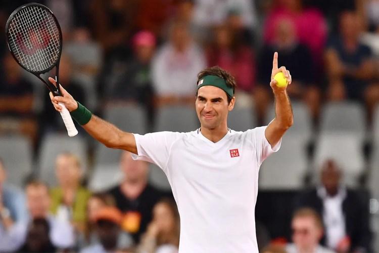 cei mai influenți sportivi Roger Federer