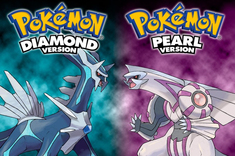 Pokémon Diamond and Pearl' Remakes Rumored to Release this Month | HYPEBEAST