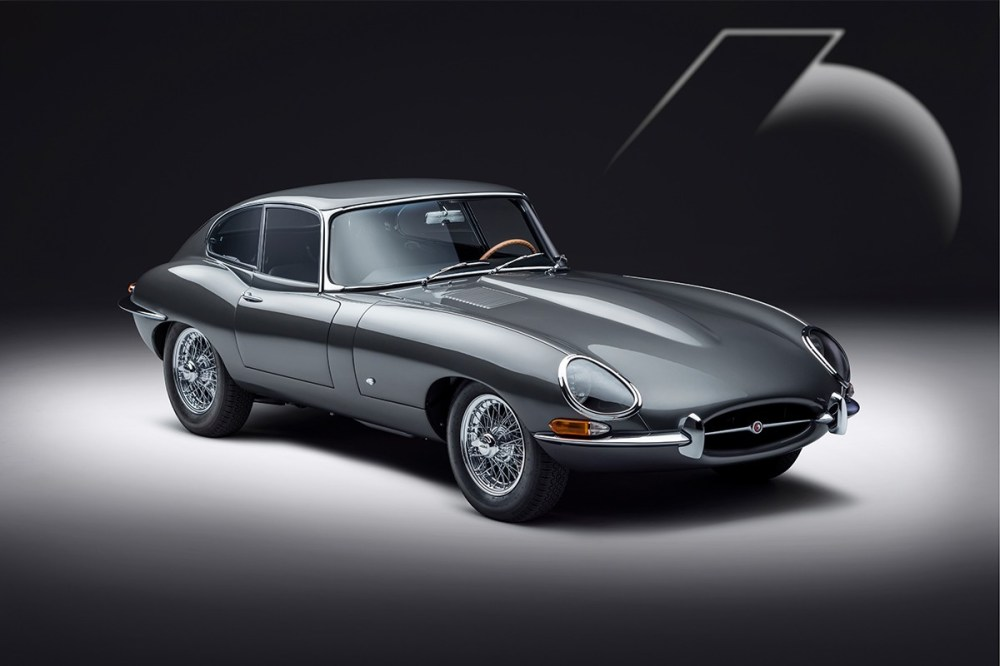 jaguar classic vintage cars e type 60th anniversary collection 9600 hp 77 rw collectors