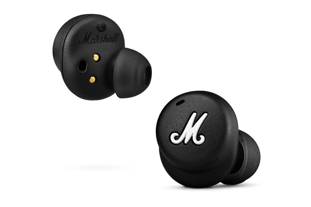 Marshall Introduces Its Ultra-Portable Mode II In-Ear Wireless Headphones iggy pop music iphone android music amps guitar earbuds