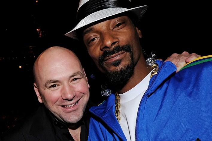 Snoop Dogg Dana White $2 Million USD Bet Jake Paul vs. Ben Askren Fight Info Boxing