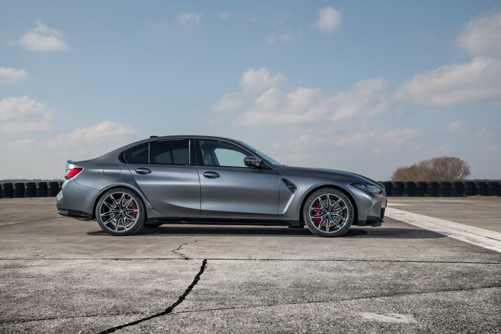 BMW M3 M4 Competition xDrive AWD 4WD System Power Speed Performance German Fast Cars Announced Reveal