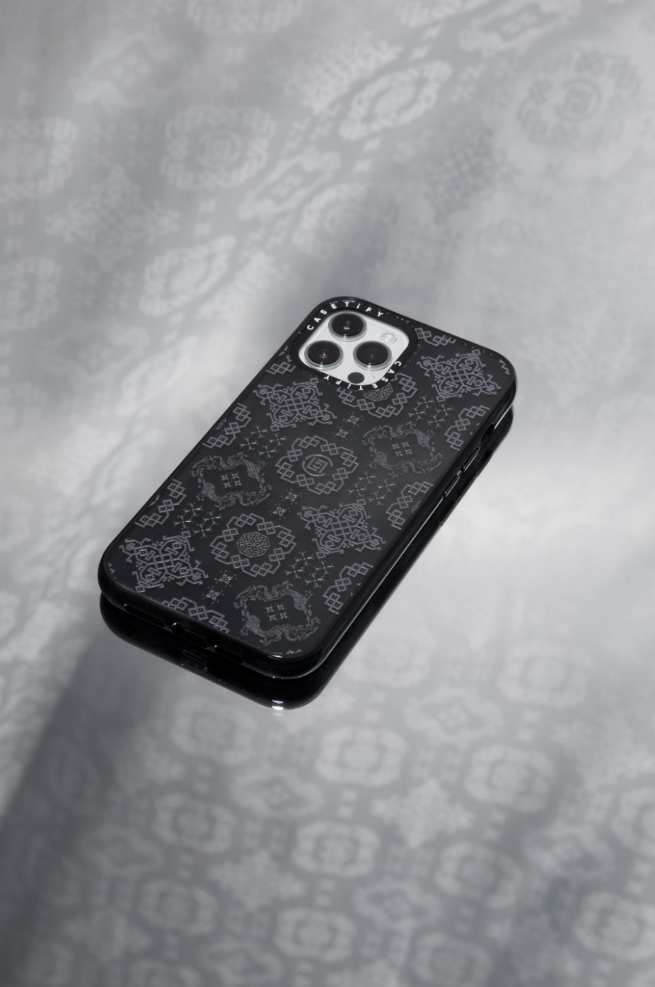 CLOT CASETiFY iPhone 12 Pro Pro Max Collab release info silk royale black red navy blue