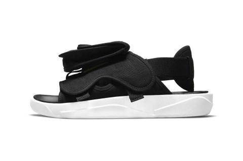 Jordan LS Slide 'Black / White'