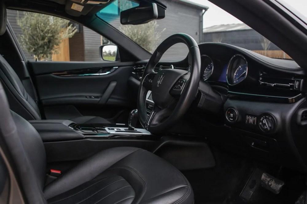 2016 Maserati Quattroporte Shooting Brake Custom Italian Coachbuilt Hand Made One of One Supercar Rare Historics Auctioneers Auction