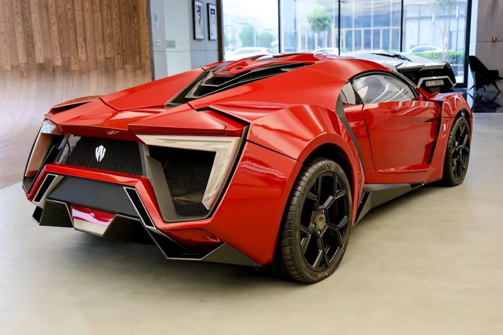 'Fast & Furious 7' Lykan HyperSport Stunt Car For Sale Auction NFT Non-Fungible Token Vin Diesel Paul Walker UAE Crash Skyscrapers