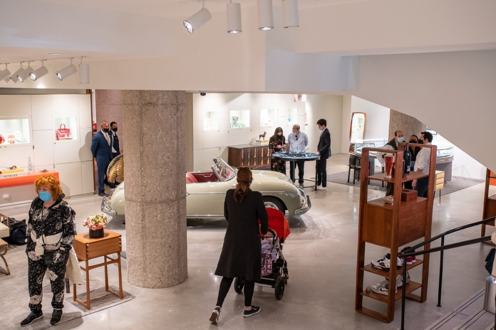Take a Look at Sotheby's First Permanent Retail Store in NYC Curated edit by gucci westman
