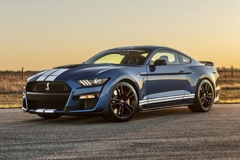 The ford mustang shelby gt500 is better than ever before. Hennessey Delivers Venom 1000 Mustang Shelby Hypebeast