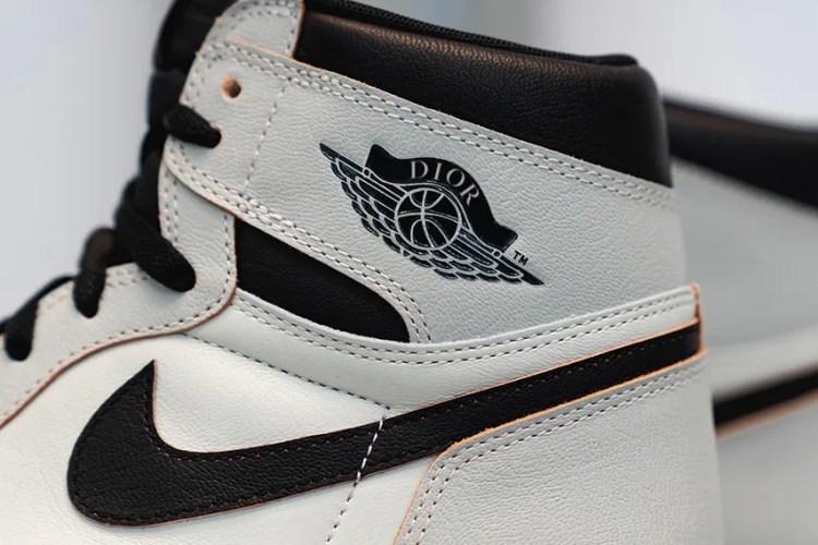 ディオールとエアジョーダン1のコラボレーションが水面下で進行中? Dior Jordan Brand Air Jordan 1 Collaboration Rumor