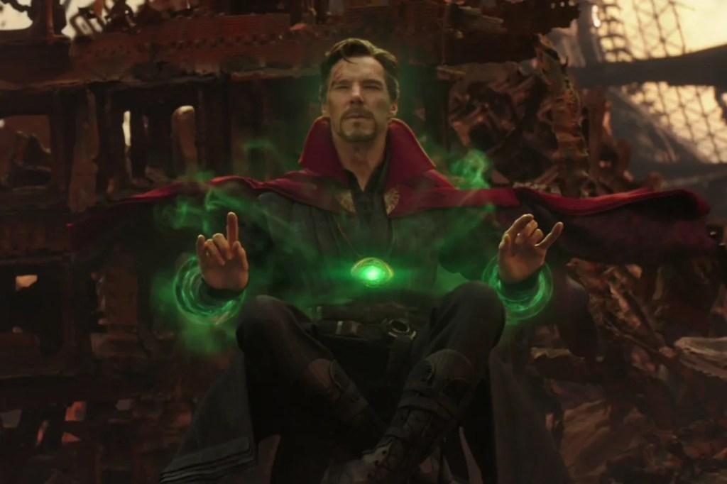 萬眾矚目!《Avengers: Infinity War》首支預告流出 | HYPEBEAST