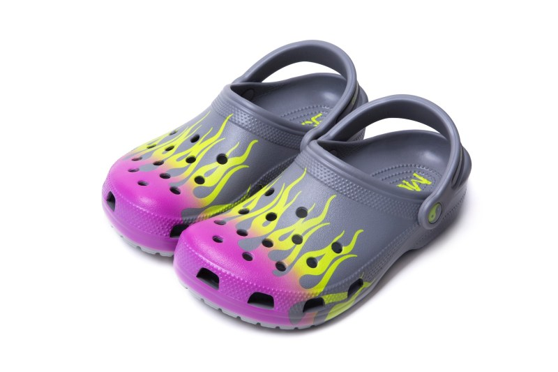 MYGE 攜手 Crocs 打造全新聯名「洞洞鞋」   HYPEBEAST