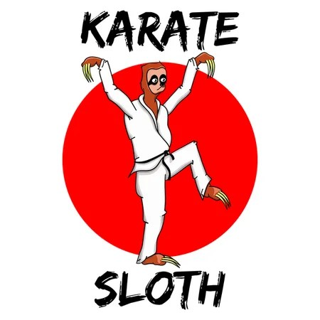 Image result for sloth martial arts