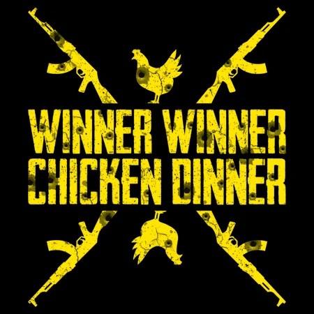 Winner Winner Chicken Dinner PUBG NeatoShop