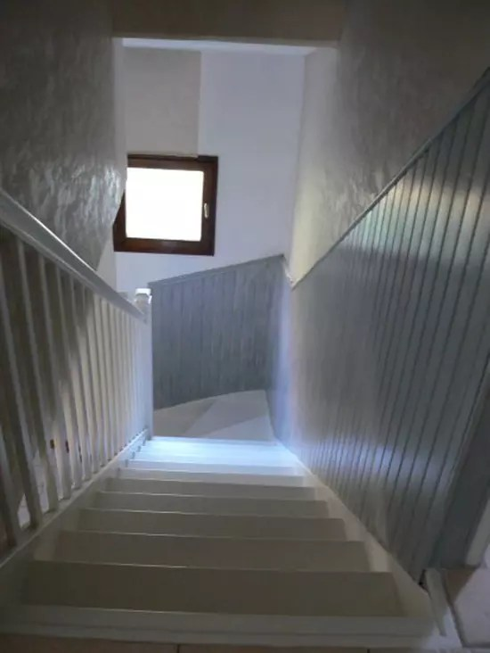 Mettre En Peinture Mes Escaliers Rsolu