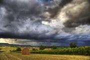 Soleil et pluie