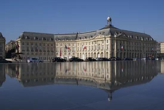 Miroir - Bordeaux le miroir d'eau