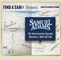 in our opinion there is no better samuel adams experience than the one you get here at the boston brewery come learn about our history - White Christmas Sam Adams