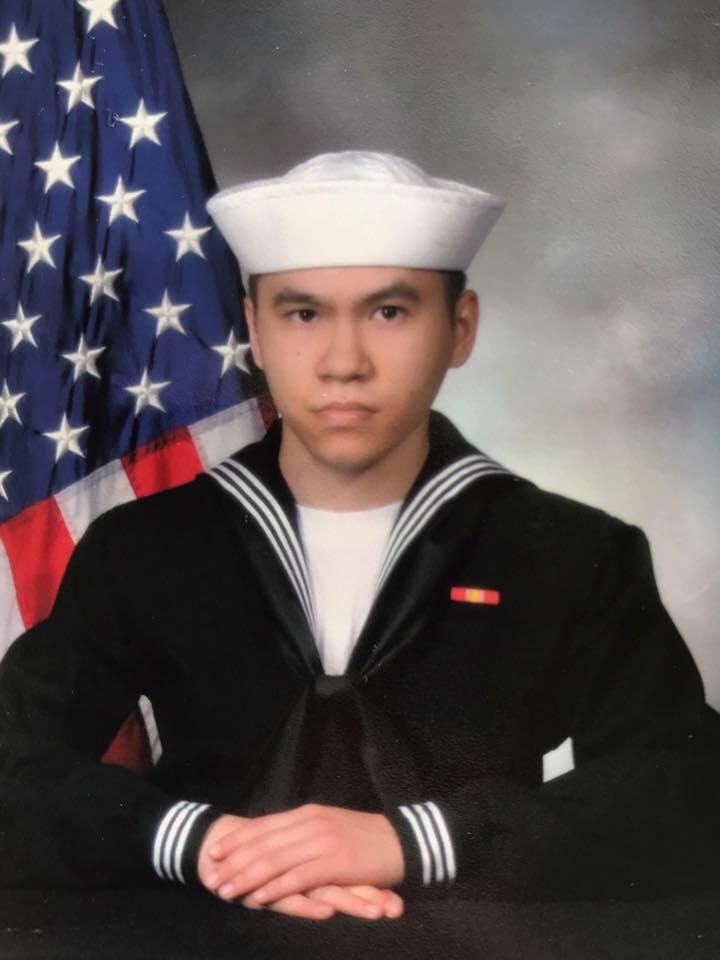 Thủy thủ gốc Việt thiệt mạng vụ chiến hạm Mỹ đâm tàu hàng - 1