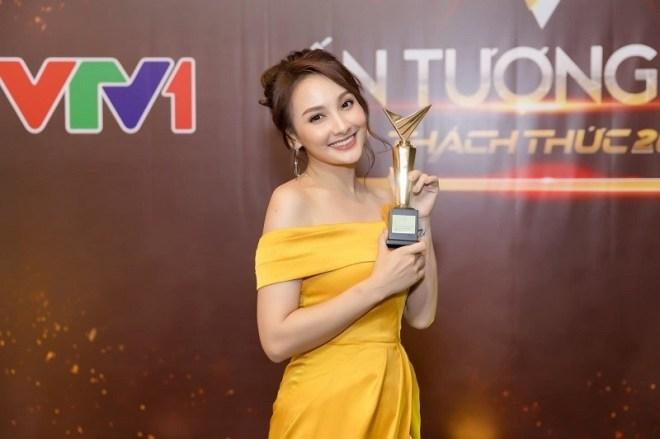 Bảo Thanh nói gì khi bị tố 'cà khịa' đồng nghiệp không giành giải VTV? - 2