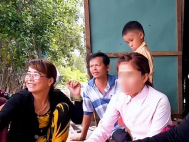 Trở về sau 6 năm lấy chồng Trung Quốc qua mai mối, cô dâu Việt không nhận ra bố mẹ