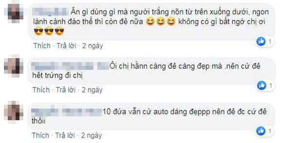 """""""hotmom chi an voi de"""" up mo chuyen co bau lan 5, chi em goi y ten con """"cuc lay"""" - 4"""