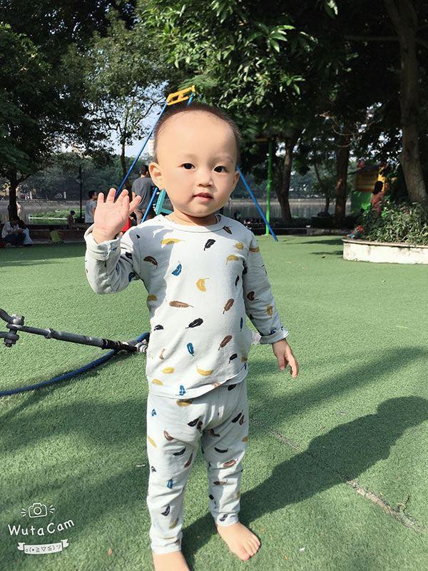 """""""chau noi"""" hlv park hang-seo hut nghin like 2018 gio da co em trai, nhin anh ma bat ngo - 5"""