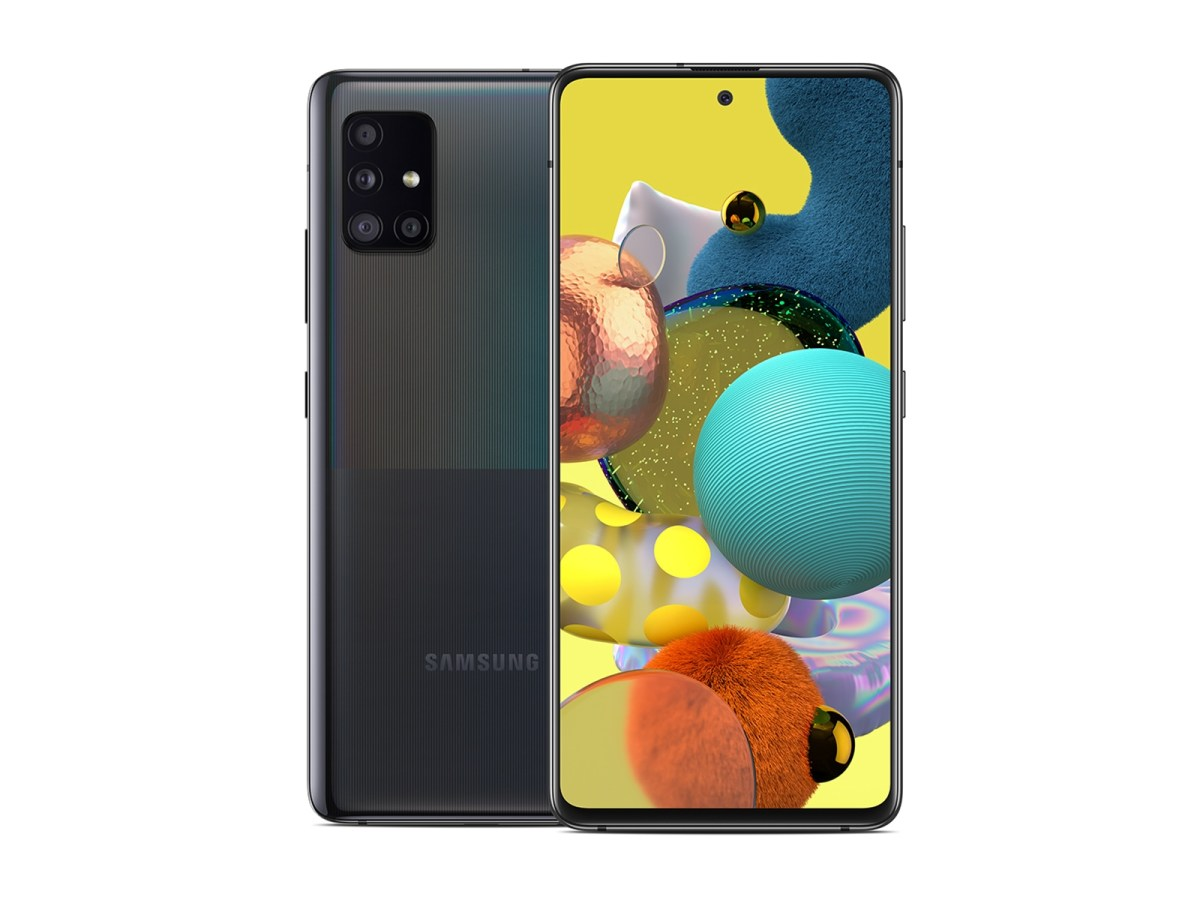 Galaxy A51 5G (T-Mobile) Phones - SM-A516UZKATMB | Samsung US