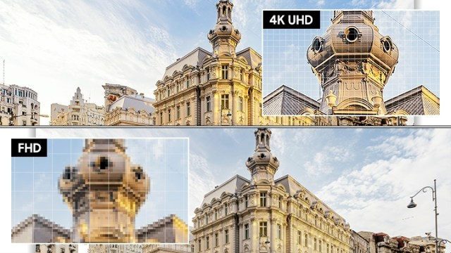 75TU8000 Samsung 4k +Smart T+V Experience the beauty of 4K UHD Resolution