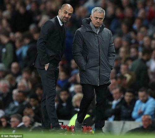 Ngoại hạng Anh trước vòng 35: MU – Mourinho chào tốp 4 - 1