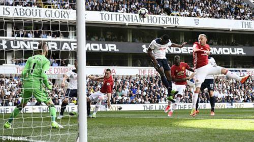 Tottenham - MU: Kỷ lục và lời chia tay ngọt ngào - 1