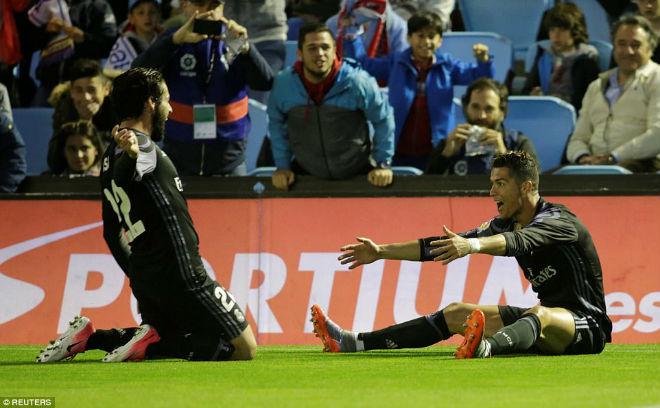 """Bale bị cô lập ở Real: Ronaldo """"bảo kê"""" cho Isco - 2"""
