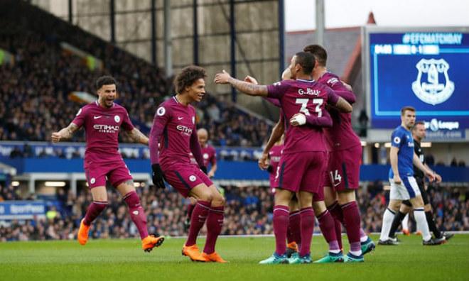 Everton - Man City: Tấn công vũ bão, đại tiệc 4 bàn (vòng 32 Ngoại hạng Anh) - 1