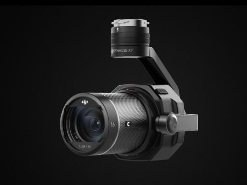 DJI công bố camera trên không Zenmuse X7 Super 35 mới - 1