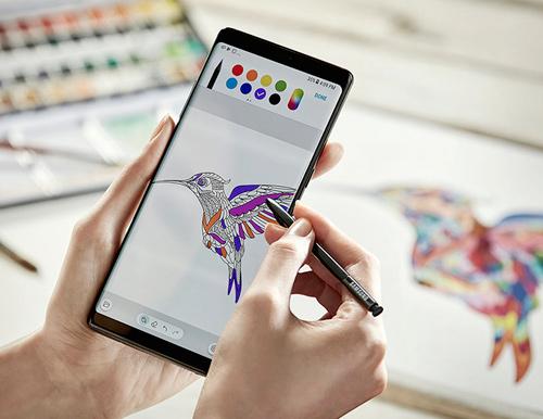 """Bút S Pen trên Galaxy Note8: """"Vũ khí"""" chinh phục mọi lứa tuổi - 9"""
