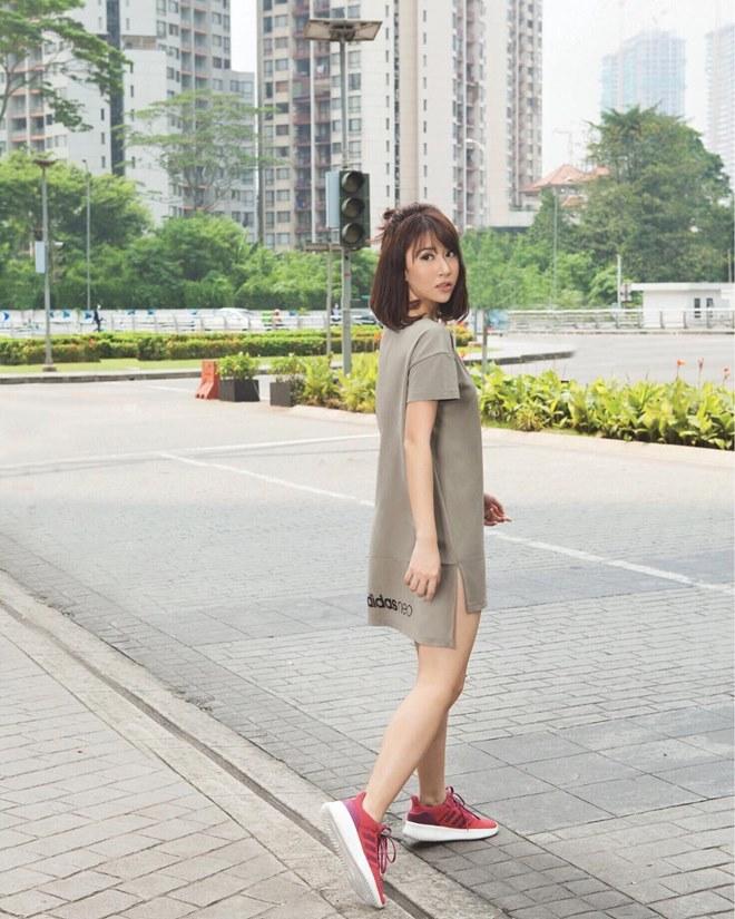 """Angela Phương Trinh dẫn đầu trào lưu """"không quần"""" ra phố - 8"""