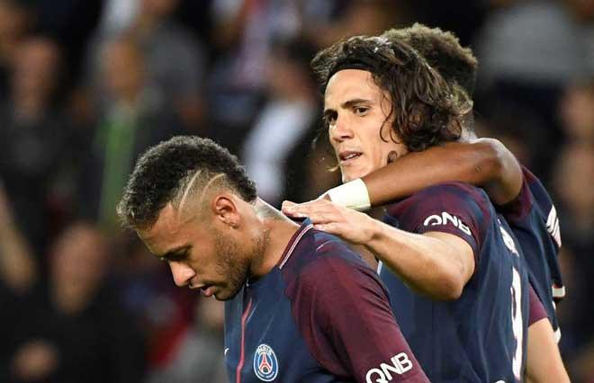 Vua chuyển nhượng Neymar: Tránh Messi, gặp Cavani 68 bàn/67 trận ở PSG - 2