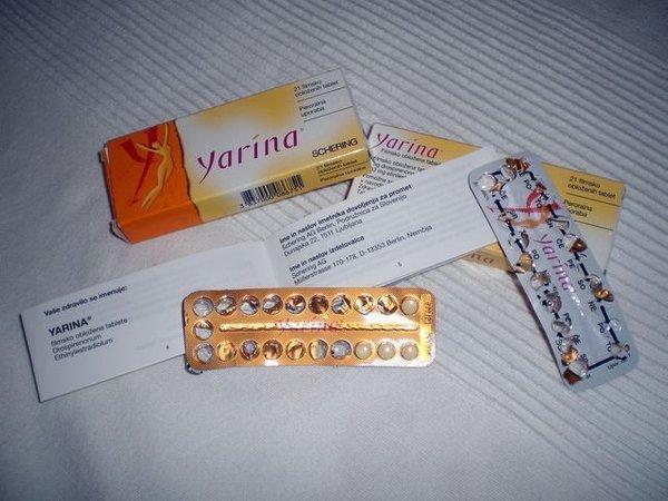 Tabletke Yarina
