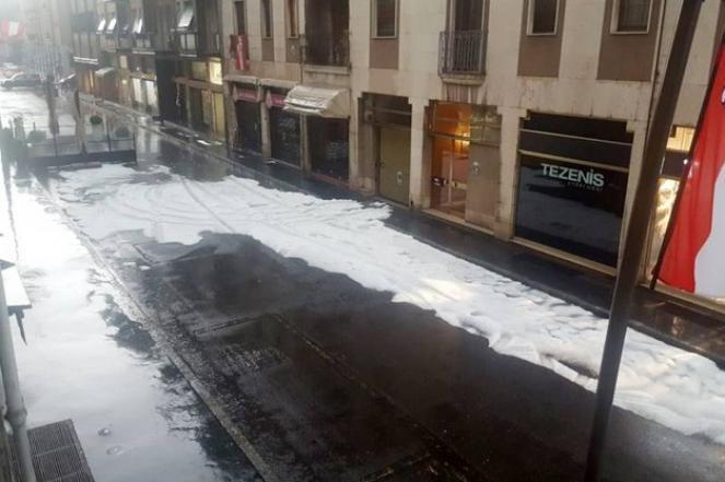 Allagamenti a Legnano (MI). Fonte: ilgiorno.it