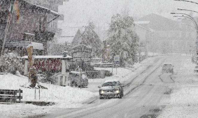 Neve in arrivo fino a quote basse la prossima settimana
