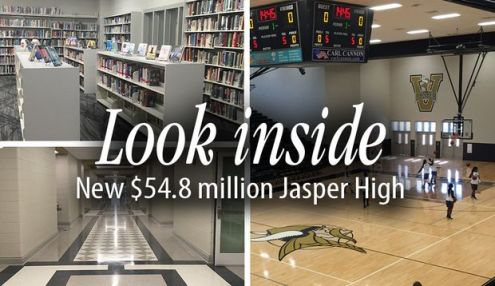 What do you get for  54 8 million  See the new Jasper High School     JasperHigh jpg