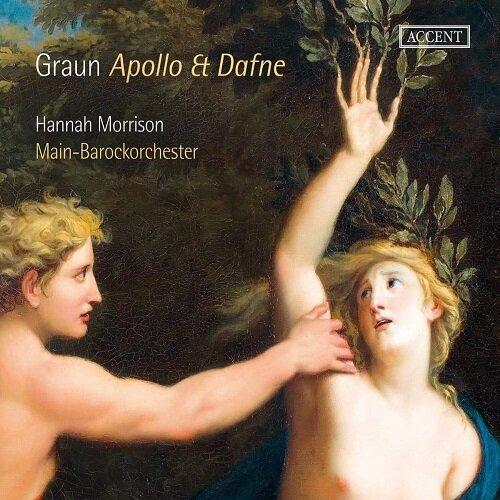 [수입] 그라운: 칸타타 절망에 빠진 포르치아, 다프네와 사랑에 빠진 아폴로, 라비니아가 투르노에게