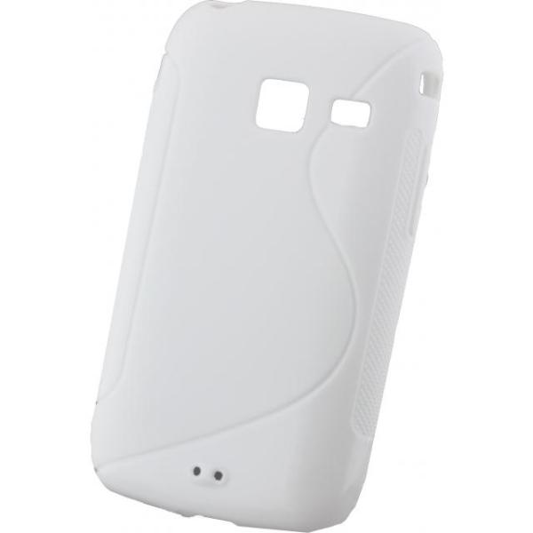 Xccess TPU Case Samsung Galaxy Y Duos S6102 White - Xccess ...