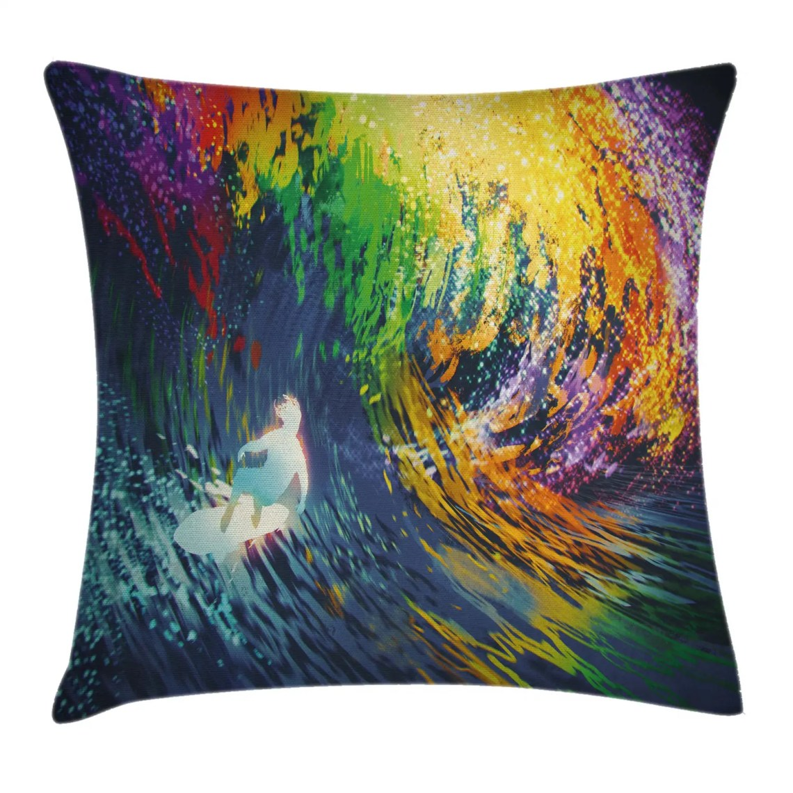 Contemporary Form Throw Pillow Cases Cushion Covers Home ...