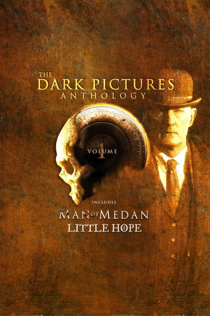 The Dark Pictures Anthology Little Hope Man Of Medan Bundle