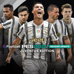EFootball PES 2021 SEASON UPDATE JUVENTUS EDITION